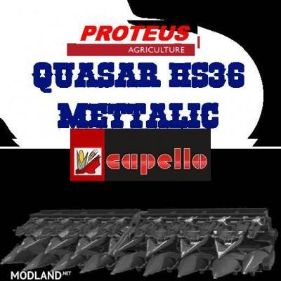 FS19 QuasarHS36 METTALIC v 3.0
