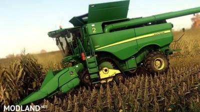 John Deere Corn Headers v 1.0, 4 photo