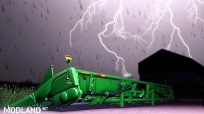 John Deere Corn Headers v 1.0