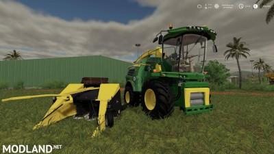 John Deere FB130 Poplar Cutter v 1.0