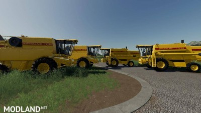 New Holland TX Series v 1.0, 4 photo