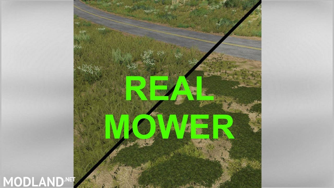Real Mower