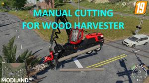 Manual Cutting for Wood Harvester v 1.0, 1 photo