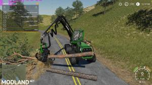 Manual Cutting for Wood Harvester v 1.0, 2 photo