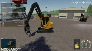 Excavators Tracks Position v 1.1, 2 photo