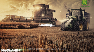 FS19 John Deere Edition Menu Background, 1 photo