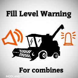 Filllevel Warning v 1.0