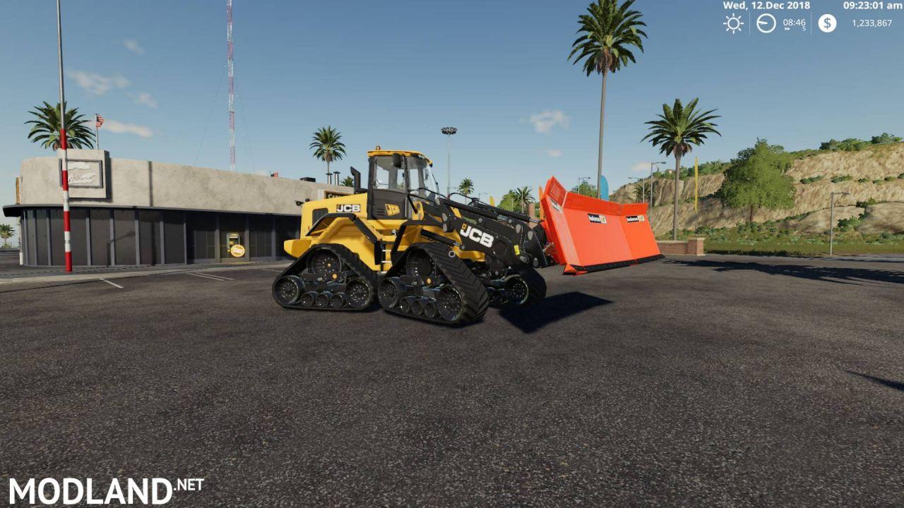 JCB 435S - With Crawlers v 1.0 + Blade & Fork upgrades