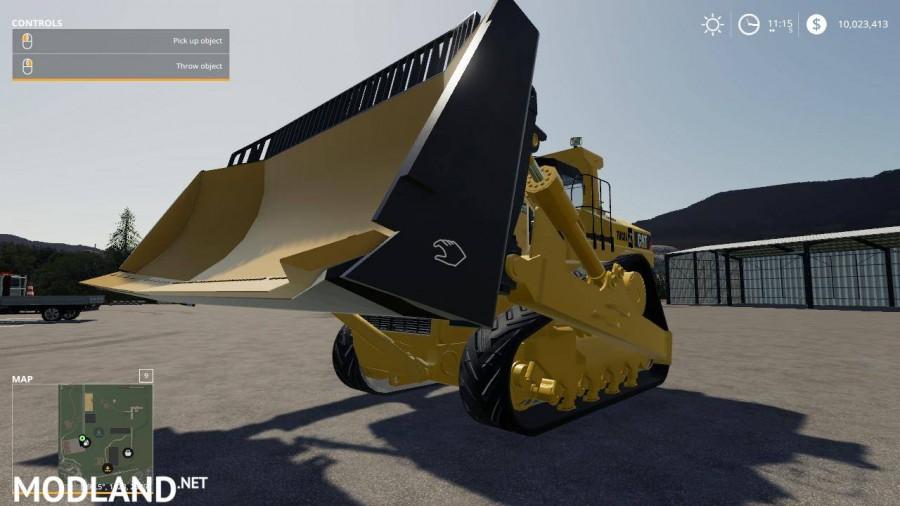 D11 Bulldozer