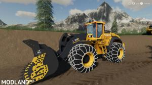 Volvo 350H Loader Mining Edition & Bucket