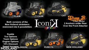 Iconik Skidsteers - Direct Download image