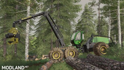 Big tree JD 1470 v 1.0