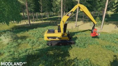 Caterpillar 325D FM v 1.0, 1 photo