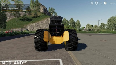 Caterpillar 535D Winch Skidder V 1.0, 8 photo