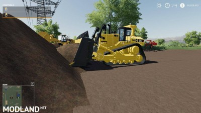 D11 Bulldozer v 1.0, 2 photo