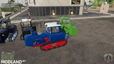 DT 75M + DT 175C Volgar v 1.0