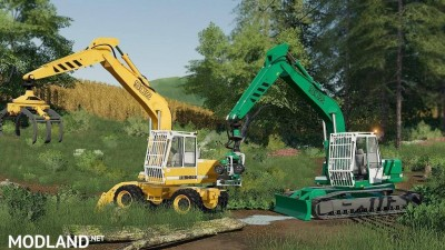 Excavator Liebherr 902 Pack v 1.0.1, 1 photo