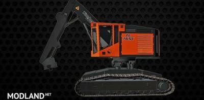 FDR Machine Att Timberpro TL765 v 1.0