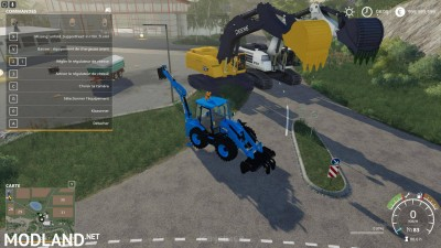 FS19 DEERE EXCAVATOR 870G v 1.6, 1 photo