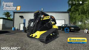 New Holland C232 Edited