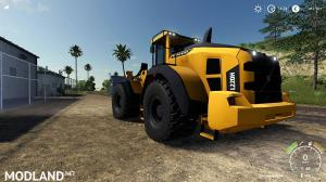 Volvo L220H with bucket v 1.0, 2 photo