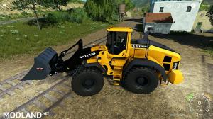 Volvo L220H with bucket v 1.0, 4 photo