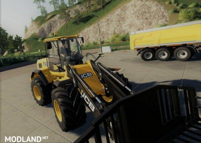 JCB 435s Big Tires v 1.0, 1 photo