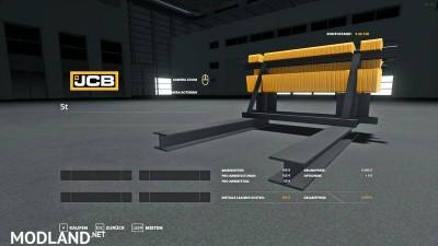 JCB 435s weight set v 1.1, 3 photo