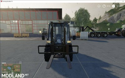 Manitou MC18 Container Edition v 1.1.1, 3 photo