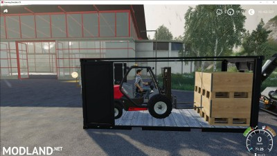 Manitou MC18 Container Edition v 1.1.1, 4 photo