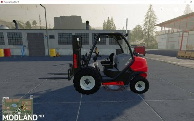 Manitou MC18 Container Edition v 1.1.1, 1 photo