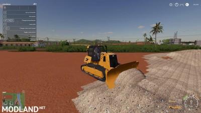 Mining FDR Logging Blade v 0.1, 1 photo