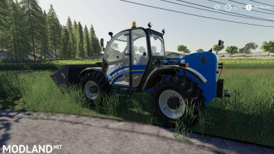 New Holland LM 7.42 v 1.0.1, 2 photo