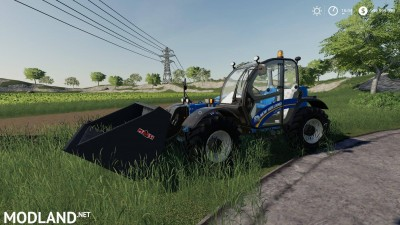New Holland LM 7.42 v 1.0.1, 1 photo