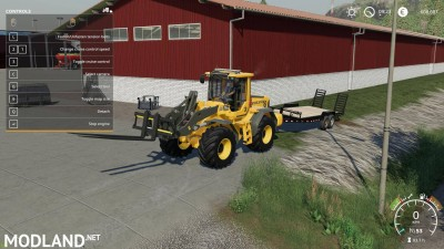 Volvo F L60-L90 And tools v 3.5, 3 photo