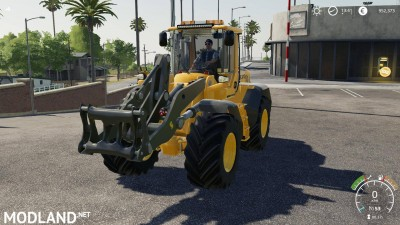 Volvo F L60-L90 And tools v 3.5