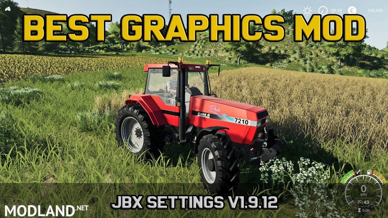 Realistic Lighting 2 JBX Settings v1.9.12 - Reshade