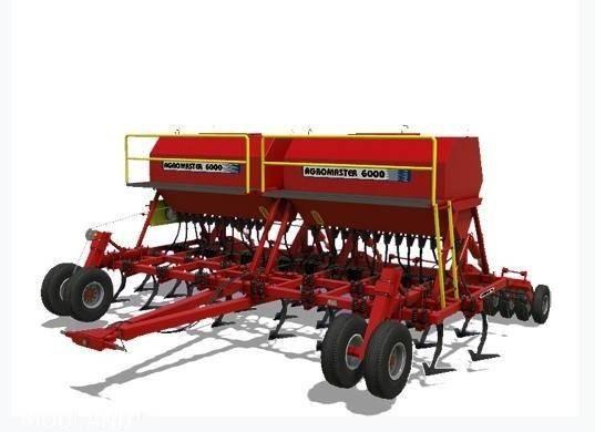 Agromaster 6000