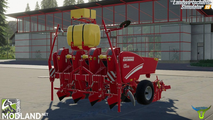 Grimme GL420 F