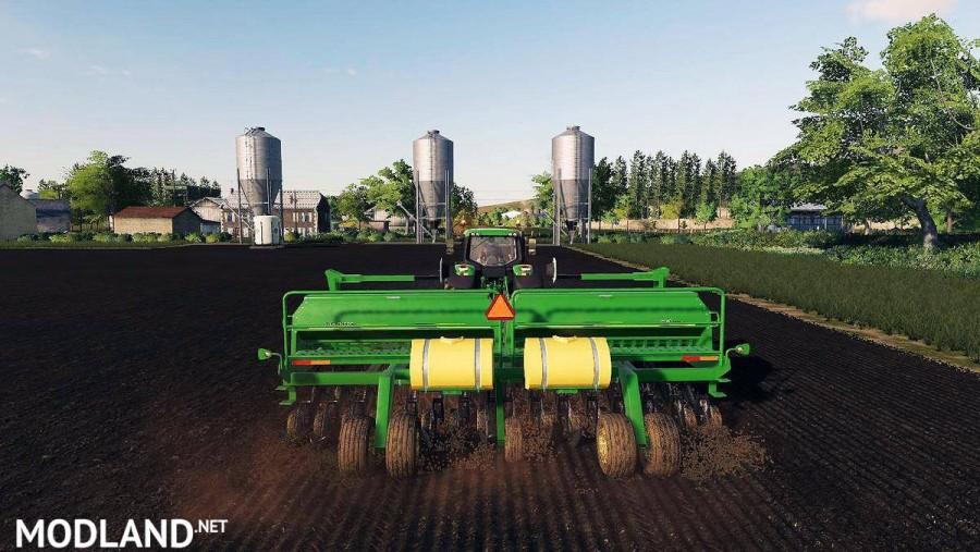 John Deere 1590 Grain Drill