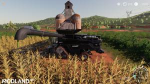 AGCO IDEAL9 Forage Harvester + Cutter v1.0, 8 photo