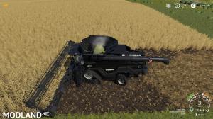AGCO IDEAL9 Forage Harvester + Cutter v1.0, 10 photo
