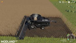 AGCO IDEAL9 Forage Harvester + Cutter v1.0, 7 photo