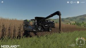 AGCO IDEAL9 Forage Harvester + Cutter v1.0, 9 photo