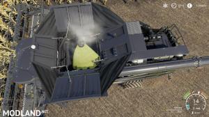 AGCO IDEAL9 Forage Harvester + Cutter v1.0, 5 photo
