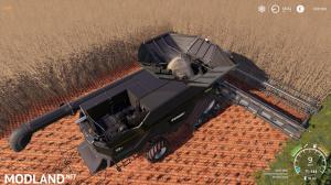 AGCO IDEAL9 Forage Harvester + Cutter v1.0, 3 photo