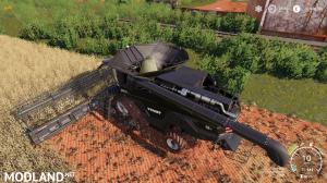 AGCO IDEAL9 Forage Harvester + Cutter v1.0, 4 photo