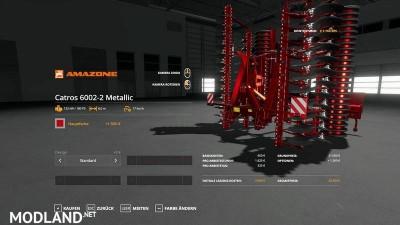 Amazone Pack MetallicEdit v 1.0, 2 photo