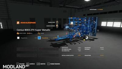 Amazone Pack MetallicEdit v 1.0, 3 photo