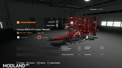 Amazone Pack MetallicEdit v 1.0, 4 photo